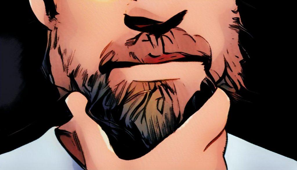 Как сделать чтобы борода не кудрявилась: как ее выпрямить?